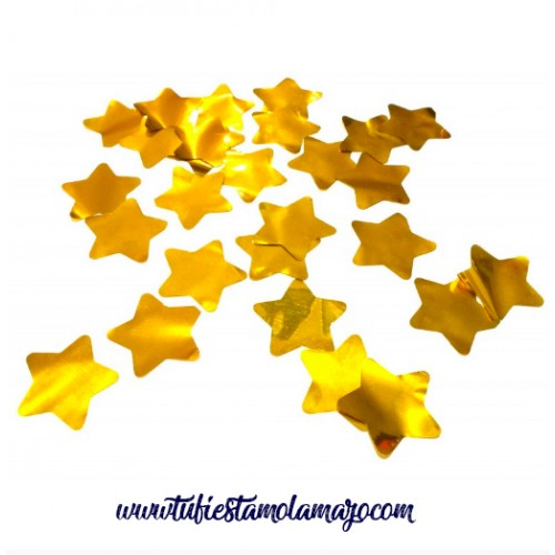 Confeti estrella