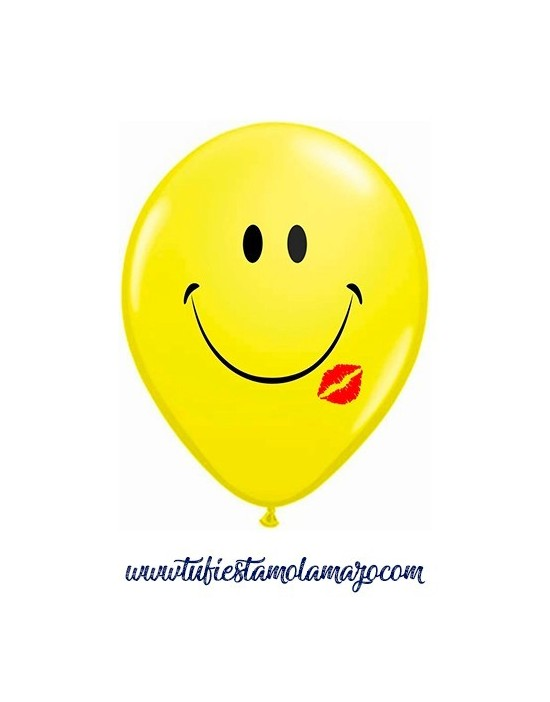 Globos sonrisa