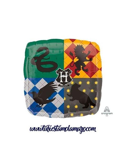 Globo de Escudo Hogwarts