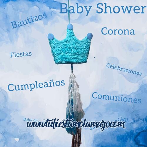 Piñata de Corona niño