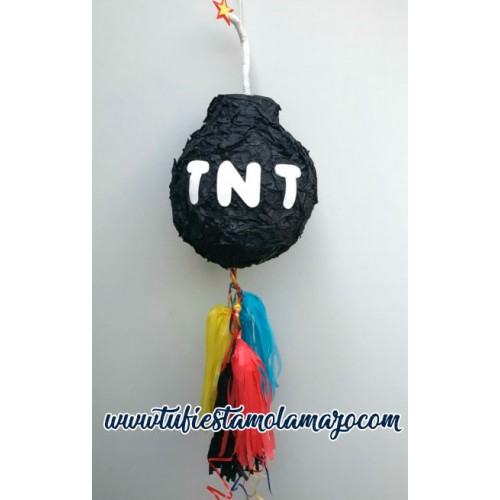 Piñata de bomba