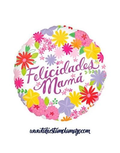 Globos foil Mama