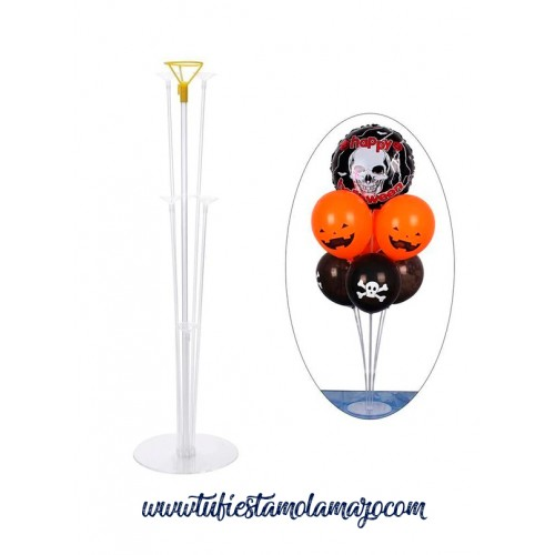Soporte de mesa para globos