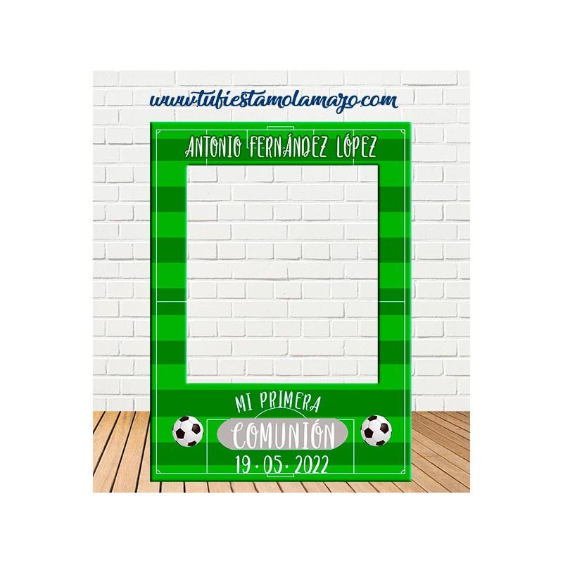 Photocall comunión Fútbol