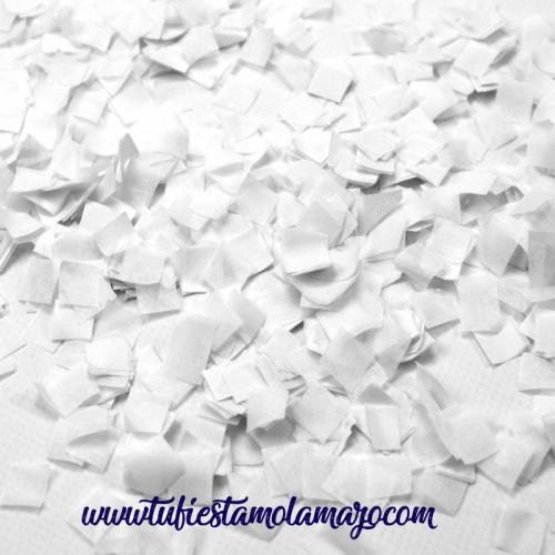 Confeti cuadrado de papel 1Kg