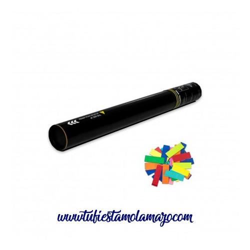 Cañón Manual 50 CMS de confeti de papel o metalizado