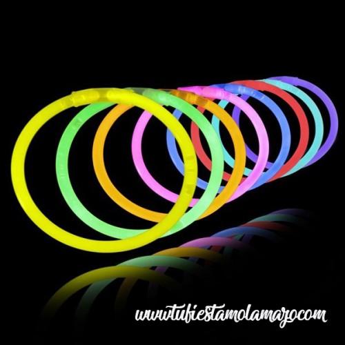 Pulseras Luminosas Flouorescentes