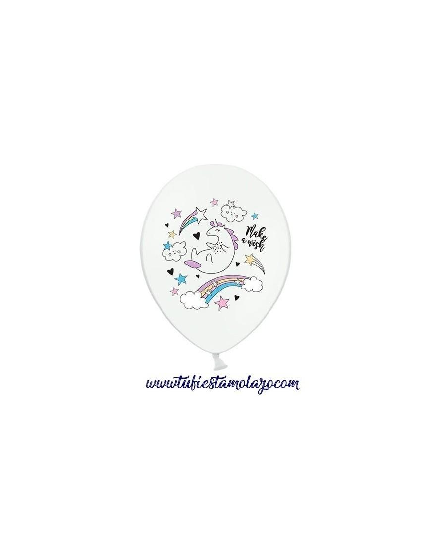 Globos Látex Unicornio