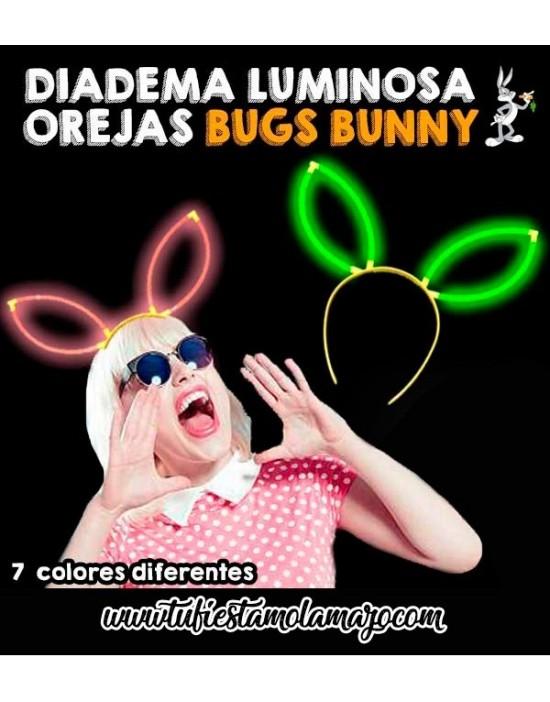 Diademas Orejas Bugs Bunny