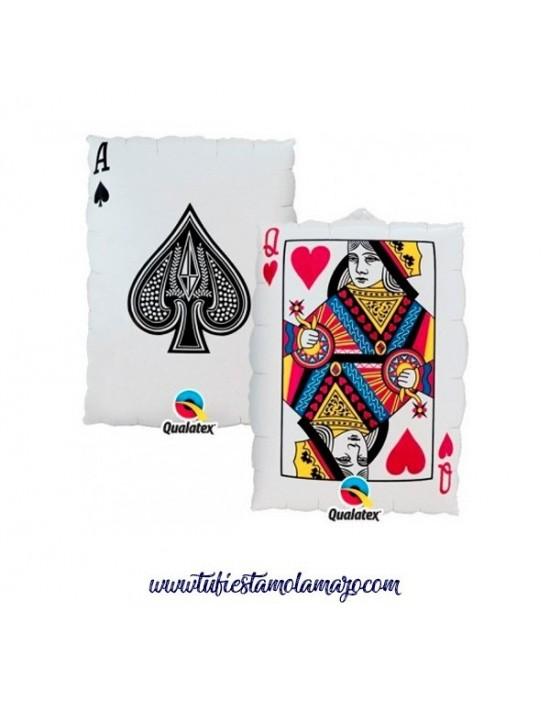 Carta de póquer