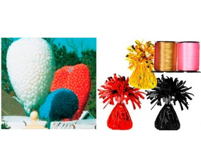 Accesorios y herramientas para globos - Tu Fiesta Mola Mazo