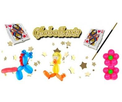 Globos de globoflexia Cumpleaños y Eventos - Tu Fiesta Mola Mazo