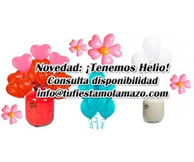 Helio para globos Bodas, Fiestas y Eventos - Tu Fiesta Mola Mazo
