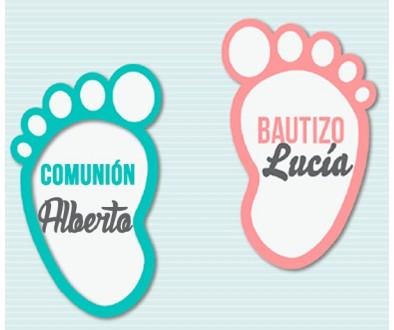 Diseño Photocall de bautizos - Tu Fiesta Mola Mazo
