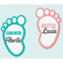 Diseños de bautizos y comuniones