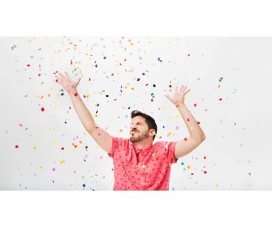 Compra confeti cuadrado - Tu Fiesta Mola Mazo