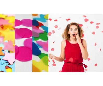 Confeti mariposa papel o brillante- Tu Fiesta Mola Mazo
