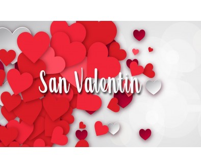 Enamórate en San Valentín - Tu Fiesta Mola Mazo