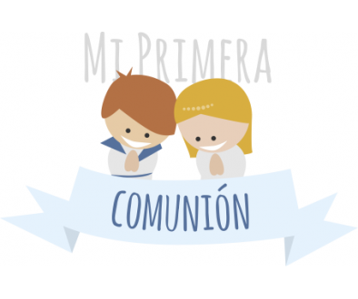 Diseños de Comunión - Tu Fiesta Mola Mazo